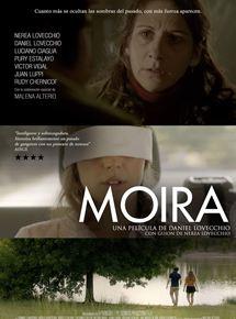 Ficha, tráiler y póster de Moira