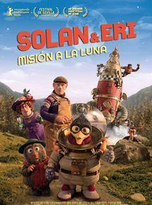 Ficha, tráiler y póster de Solan & Eri: Misión a la Luna