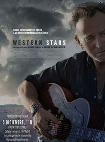 Ficha, tráiler y póster de Western Stars