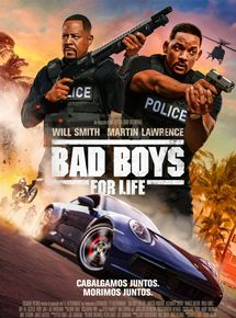Ficha, tráiler y póster de Bad Boys For Life