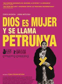 Ficha, tráiler y póster de Dios es mujer y se llama Petrunya