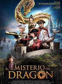Ficha, tráiler y póster de El misterio del dragón