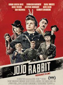 Ficha, tráiler y póster de Jojo Rabbit