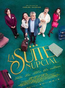 Ficha, tráiler y póster de La suite nupcial