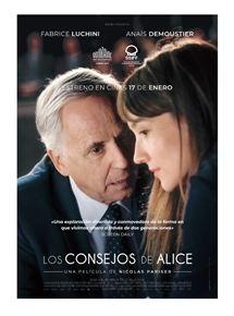 Ficha, tráiler y póster de Los consejos de Alice