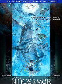 Ficha, tráiler y póster de Los niños del mar