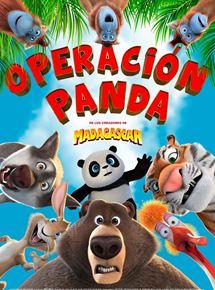 Póster de Operación Panda