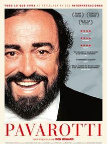 Ficha, tráiler y póster de Pavarotti