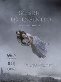 Ficha, tráiler y póster de Sobre lo infinito