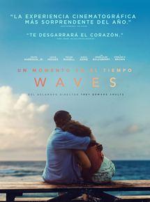 Póster de Un momento en el tiempo (Waves)