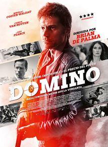 Ficha, tráiler y póster de Domino