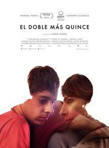 Ficha, tráiler y póster de El doble más quince