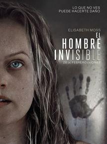 Ficha, tráiler y póster de El hombre invisible