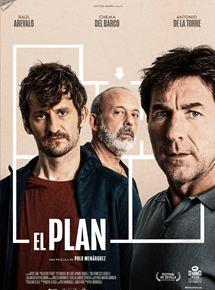 Ficha, tráiler y póster de El plan