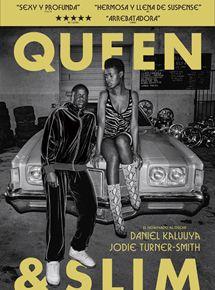 Ficha, tráiler y póster de Queen & Slim