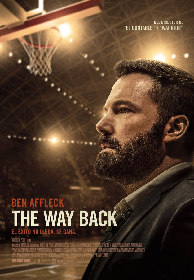 Ficha, tráiler y póster de The Way Back