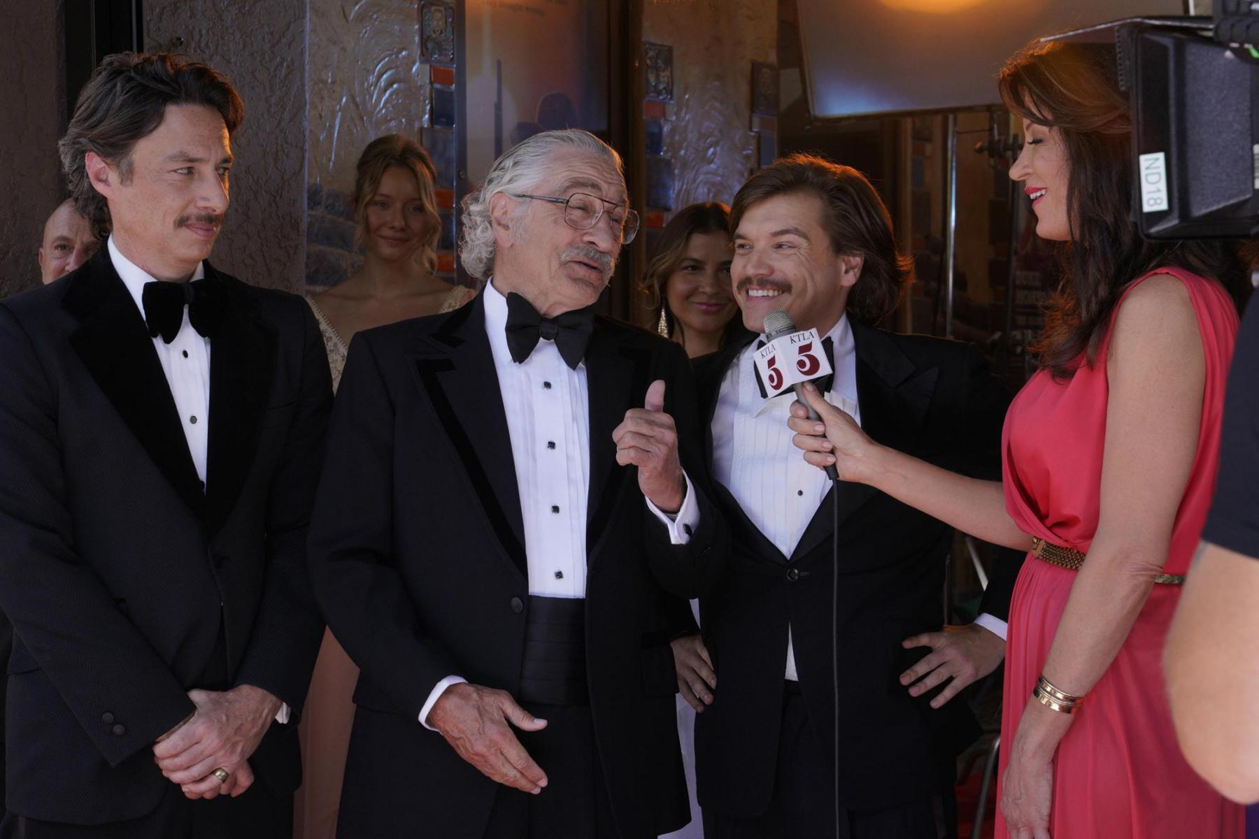 """Tráiler de """"The Comeback Trail"""", con Robert de Niro, Tommy Lee Jones y  Morgan Freeman"""