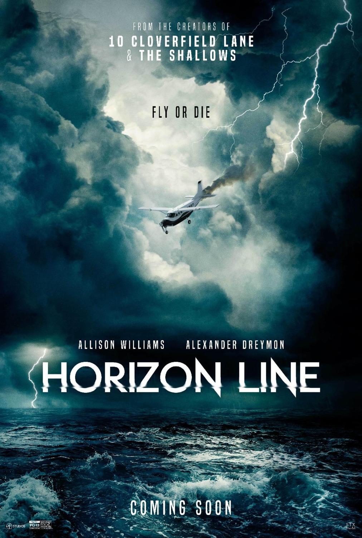 """Tráiler y póster de """"Horizon Line"""""""