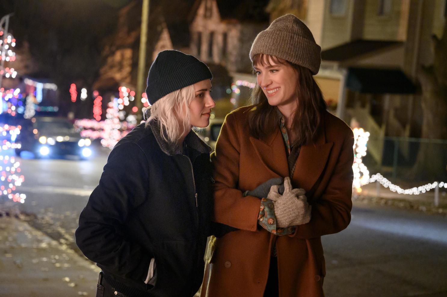Happiest Season La Esetacion De La Felicidad Kristen Stewart, Hay una lesbiana en mi sopa