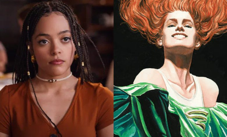 "Quintessa Swindell será Cyclone en ""Black Adam"""