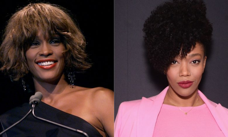 "Naomi Ackie será Whitney Houston en el biopic ""I Wanna Dance With Somebody"""