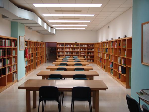 Resultado de imagen para biblioteca vacia
